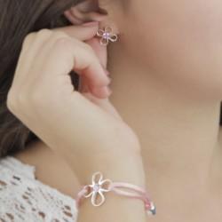 Joyas contra el cáncer |Pendientes Fundación Le Cadó