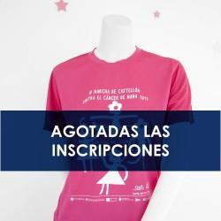 Inscripción + Camiseta solidaria CASTELLÓN 2017