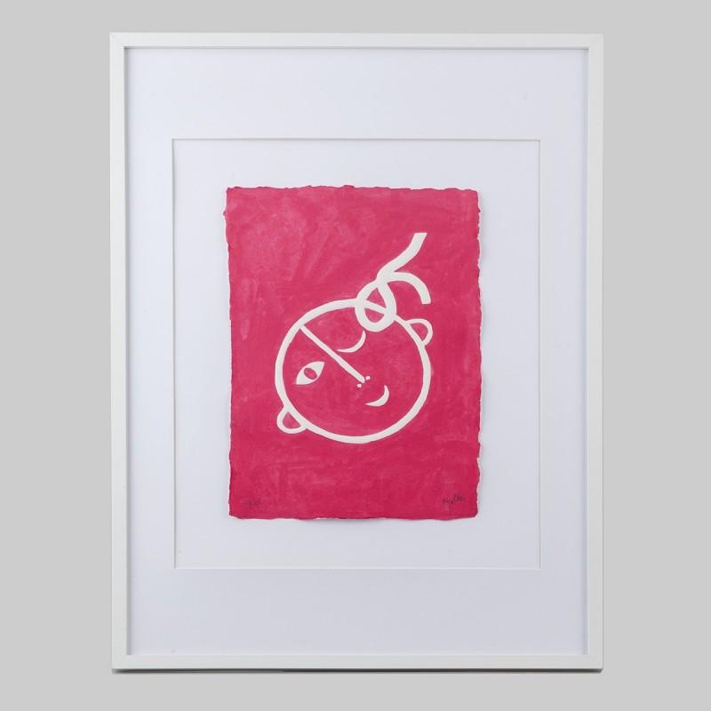 Grabado Ripollés|Enmarcado cáncer de mama