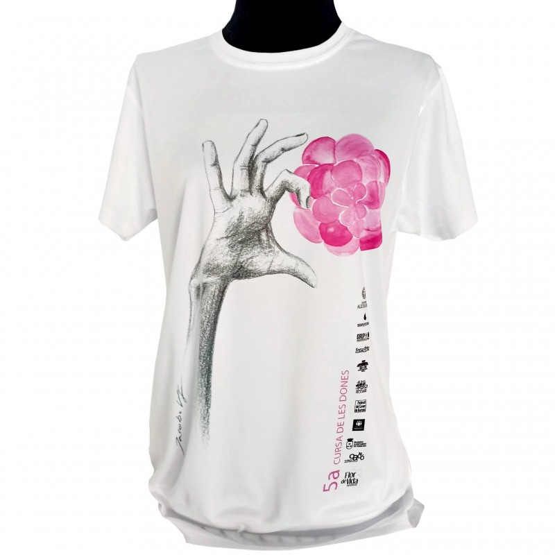 Camiseta Cursa de la dona 2020 Borriana