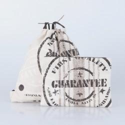 Conjunto mochila y cartera...